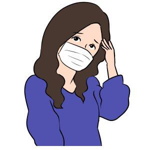 風邪をひきやすい人